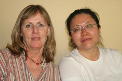 Myrna & Satomi
