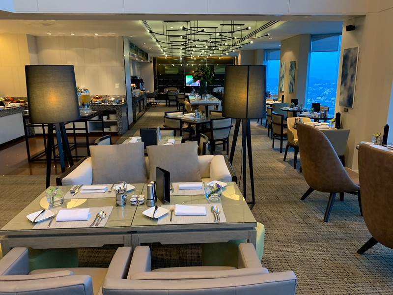 Hilton Kuala Lumpur Executive Room