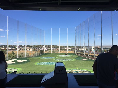 2016 Rockies & West Networking Activity-Topgolf