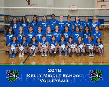 JO Kelly Volleyball