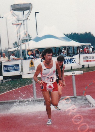25 Years of WMA Steeplechase