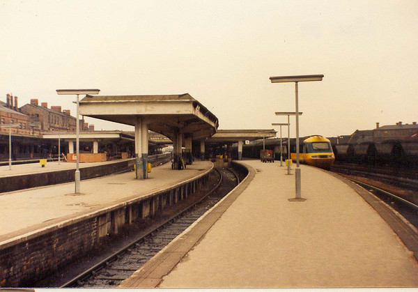 Derby Railway Station