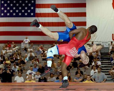 Greco-Roman Championships 66 Kg Harry Lester (Gator/USOEC) def. Jacob Curby (Gator/USOEC)