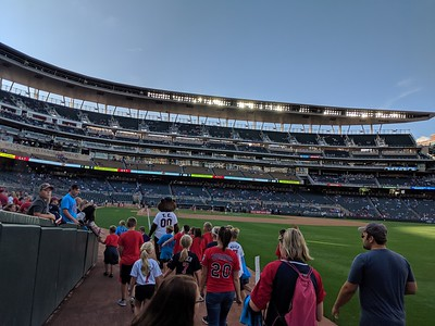 2019 Odayin Night at the Twins