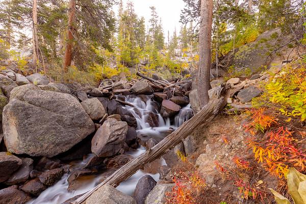 Eastern Sierra's (Rock Creek Lake) 9.18