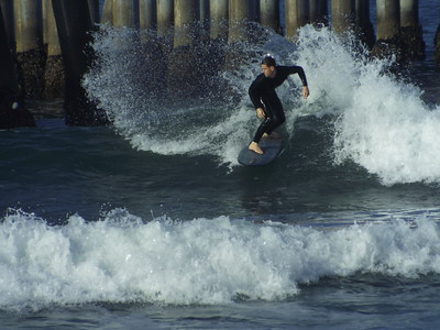 5/23/20 * DAILY SURFING PHOTOS * H.B. PIER