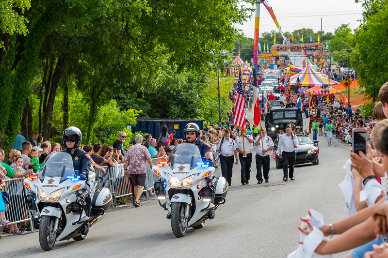 Dripping Springs Founder's Day Parade - Fri, Apr 27, 2018