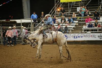Saddle Bronc Riding Monday 9-23