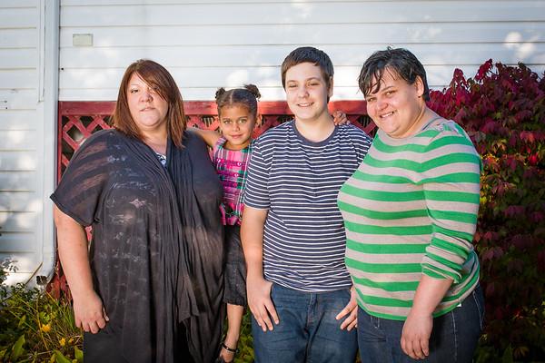 Stefanie Shute Family