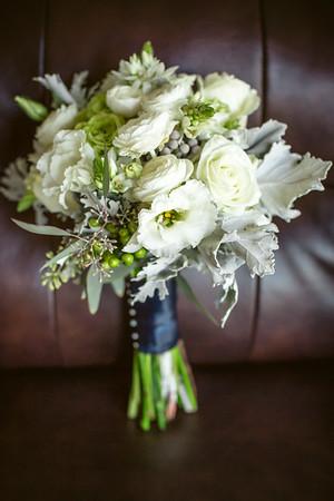 Anna - Wes Wedding '14