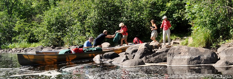 2015 (Aug.) Boundary Waters Canoe Area Wilderness