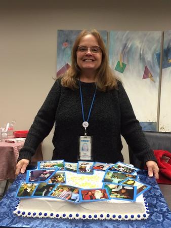 Kathy Kremer Retirement December 2015