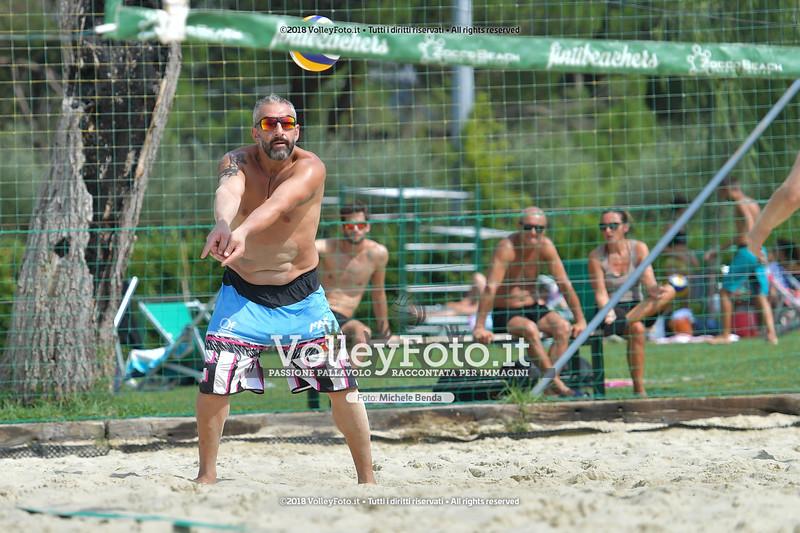 presso Zocco Beach PERUGIA , 25 agosto 2018 - Foto di Michele Benda per VolleyFoto [Riferimento file: 2018-08-25/ND5_8758]