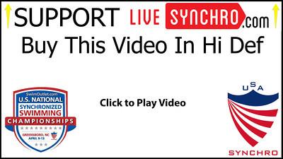 13tl21-2013 US Synchro National Championships