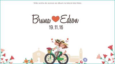 Bruna & Edson 19-11-16
