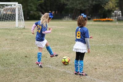 2018 11-11 Quinn Soccer Game