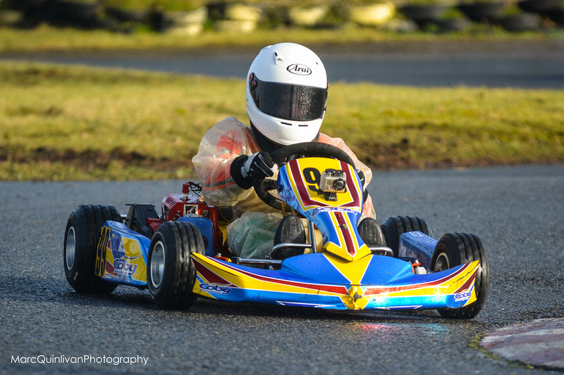 Leinster Karting Club - 2013 Winter Championship - Round 5 - Alyx Coby