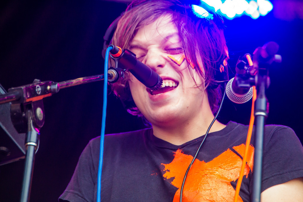 . Robert DeLong at Lollapalooza