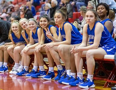 2019 East Rockingham vs Spotswood Varsity Girls