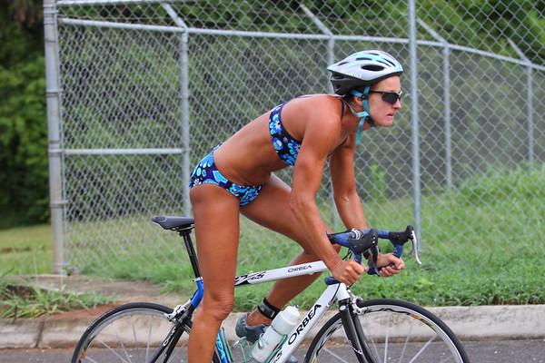 2011 Panther Prowl Triathlon - Bike