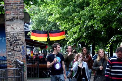 Worldcup in Kreuzberg