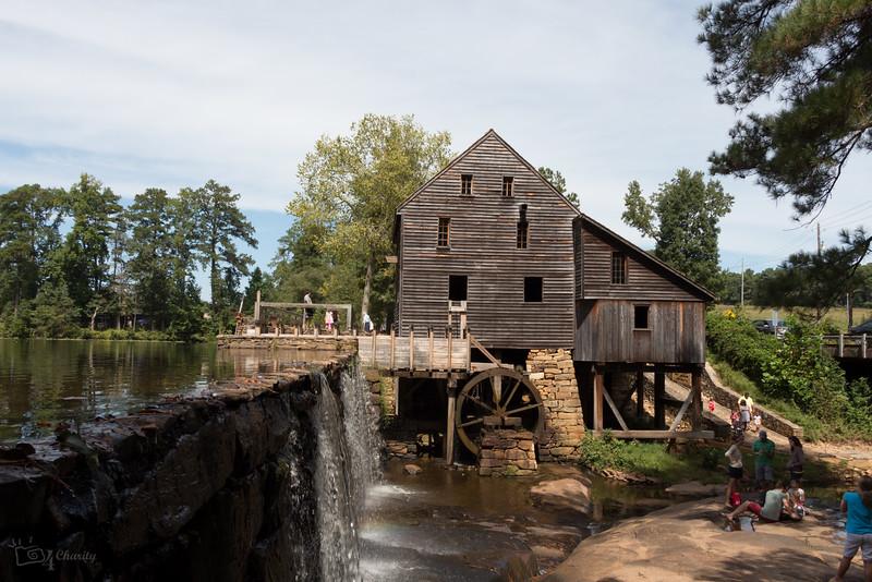 Histroric Yates Mill