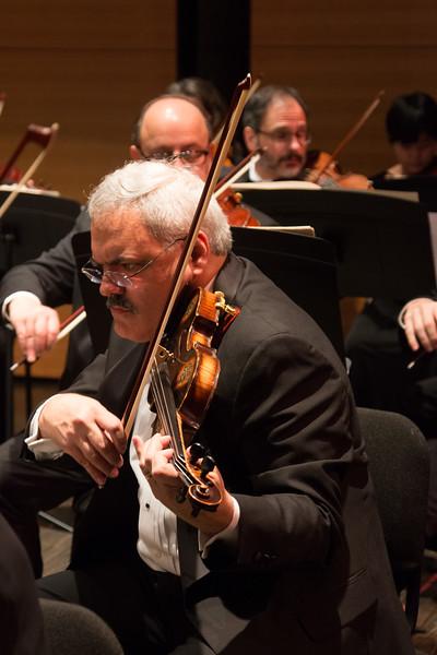 Jeff Indrisano -- Symphony of the Potomac, January 29, 2017