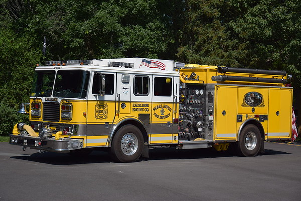 New York Fire Apparatus