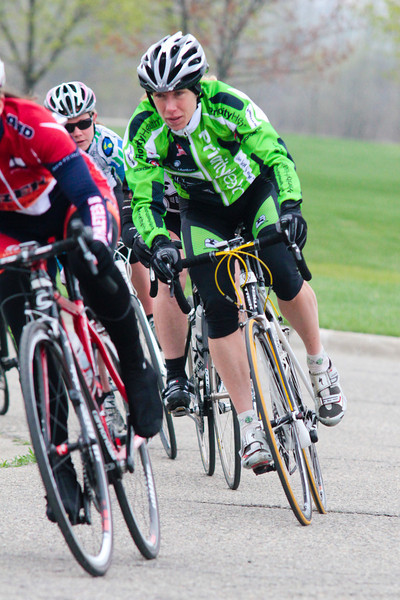 Marie's First Crit (2012-04-01)