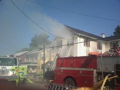 BLACK CREEK TOWNSHIP STRUCTURE FIRE 6-2-08