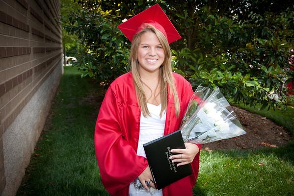 Kristen Graduation