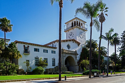 California - City of Santa Barbara