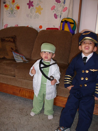 2007-10-31 Halloween Parade