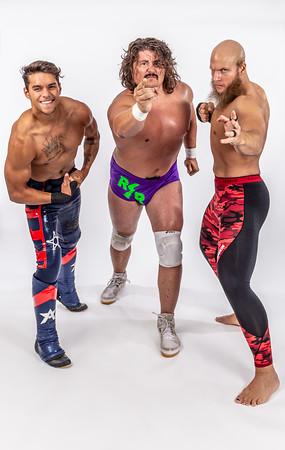 Below Zero Wrestling