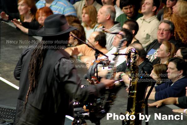 E Street Band Hartford 2008