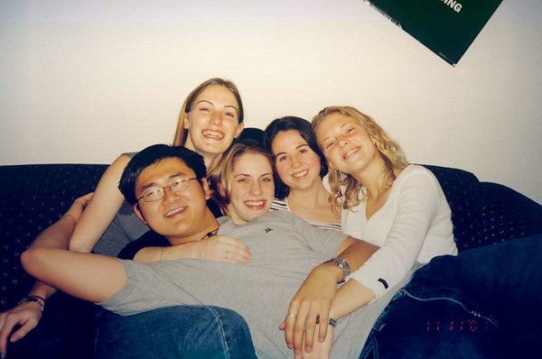 Lester Party 2001