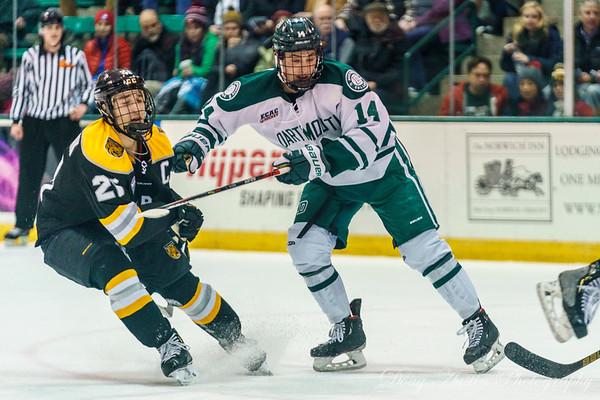 Colorado College vs Dartmouth Men's Hockey