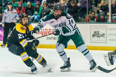Colorado College vs Dartmouth Men's Hockey