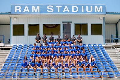 2020 Joaquin Rams Football Media Day