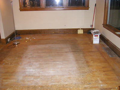 Refinnished Floors