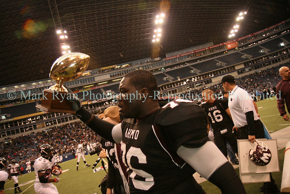 November 22,2008 Texas Stadium - Second Half