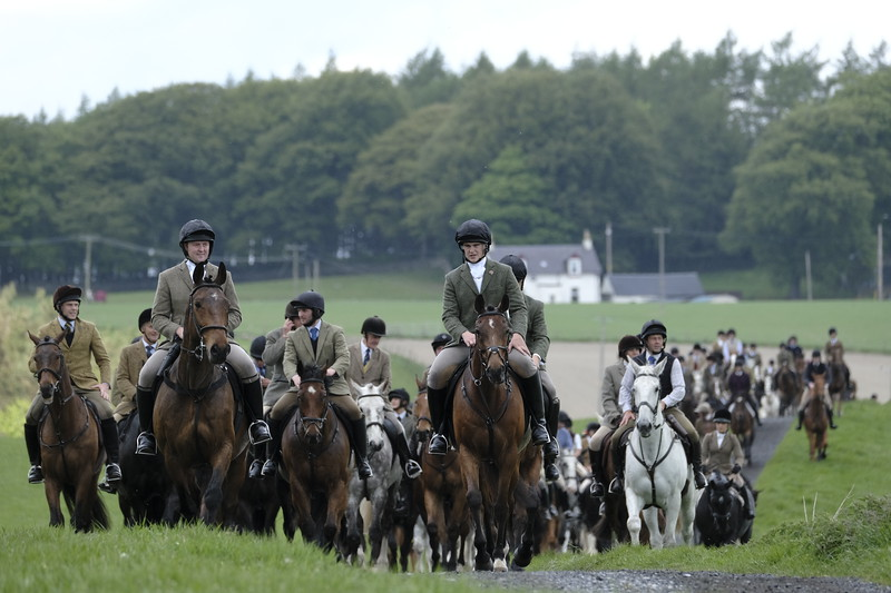 Hawick Common Riding 2019 — Priesthaugh Rideout