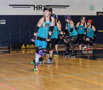 Gorge Roller Girls v Southern Oregon Roller Girls