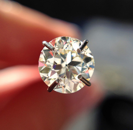 .75ct Old European Cut Diamond, GIA N VS2