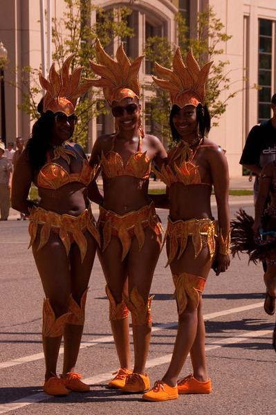 Caribana Parade, Toronto 8/09