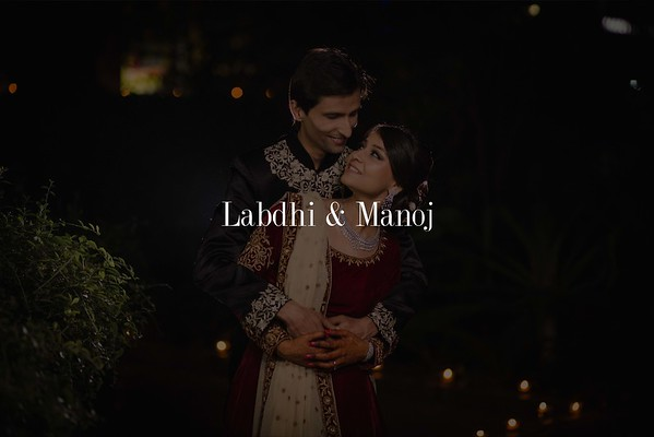 Labdhi and Manoj | Ahmedabad 2016