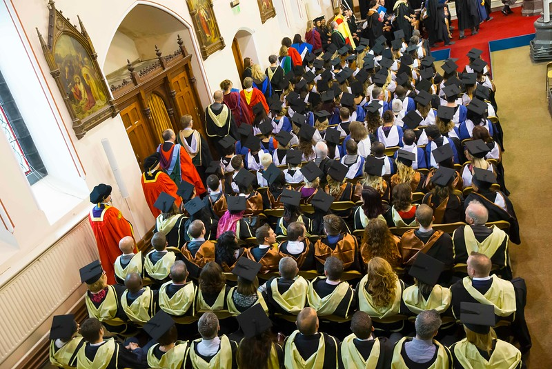 28/10/2015. Waterford Institute of Technology Conferring. Picture: Patrick Browne