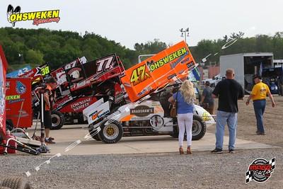 Ohsweken Speedway- June 3rd