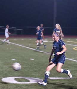 2010 Oakwood Girls Varsity Soccer vs Monroe