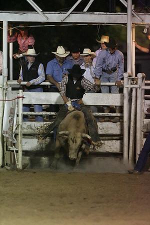 GSYR TSRA Rodeo 05/18/2007 Bull Riding Round 1